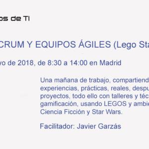 TALLER DE SCRUM Y EQUIPOS ÁGILES